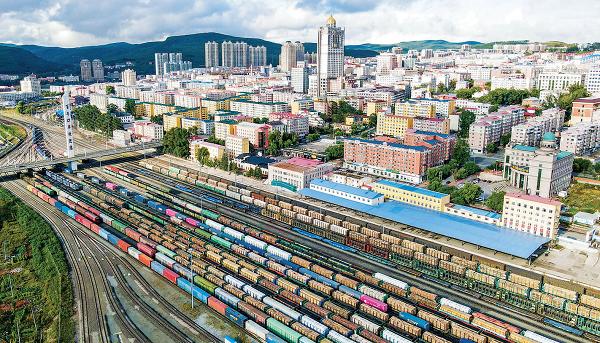 強化運輸組織兌現貨運目標